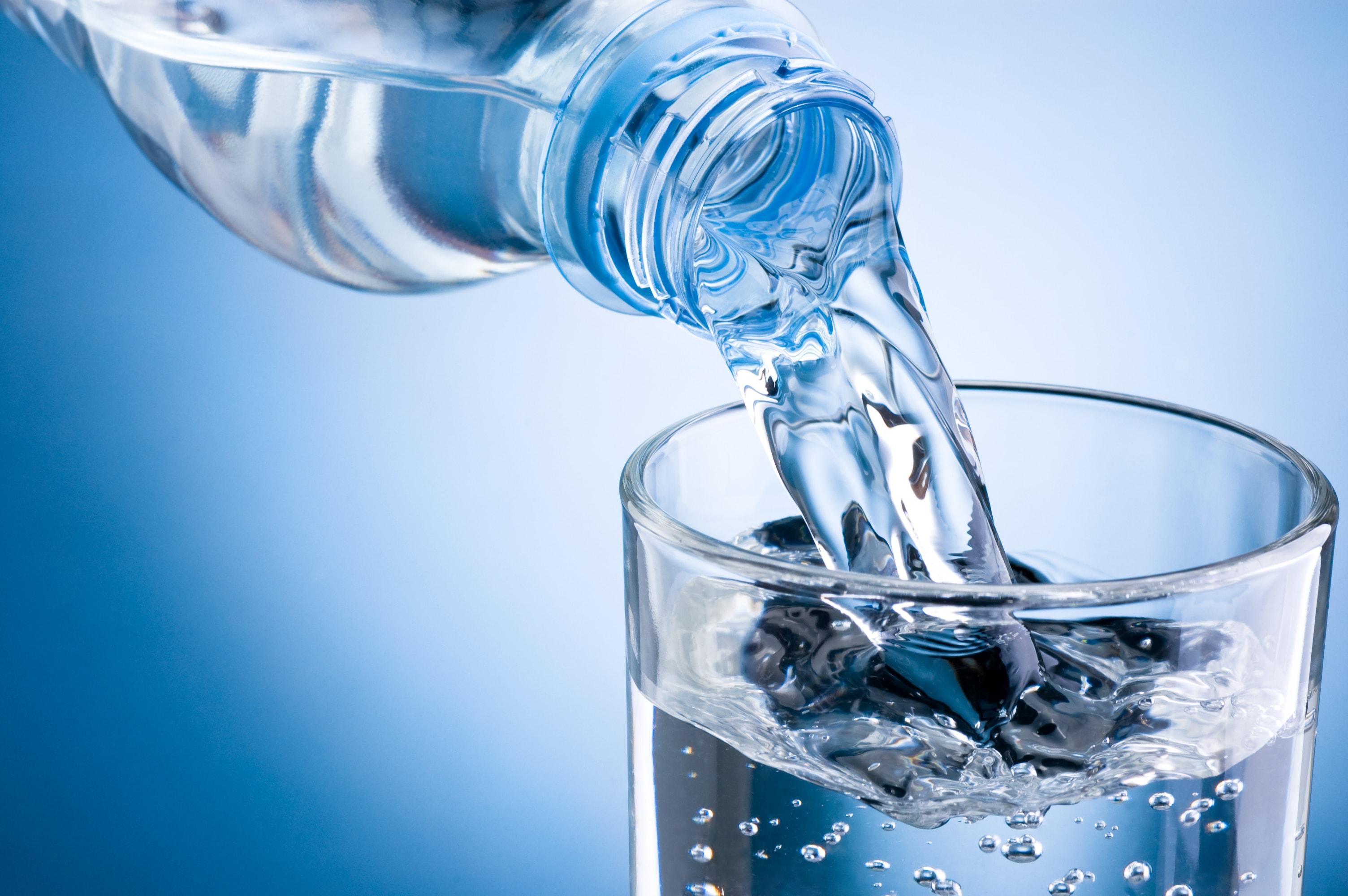 Aigua embotellada vs. Aigua tractada