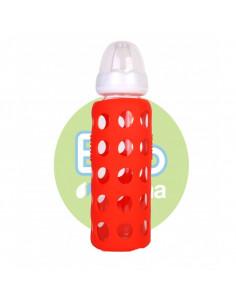 Accesorio bebé Compatible con botellas Cristal Borosilicato de 300ML y de 500ML Irisana