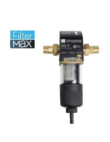 """Filtro Autolavable manual de sedimentos FilterMax B 3/4"""""""
