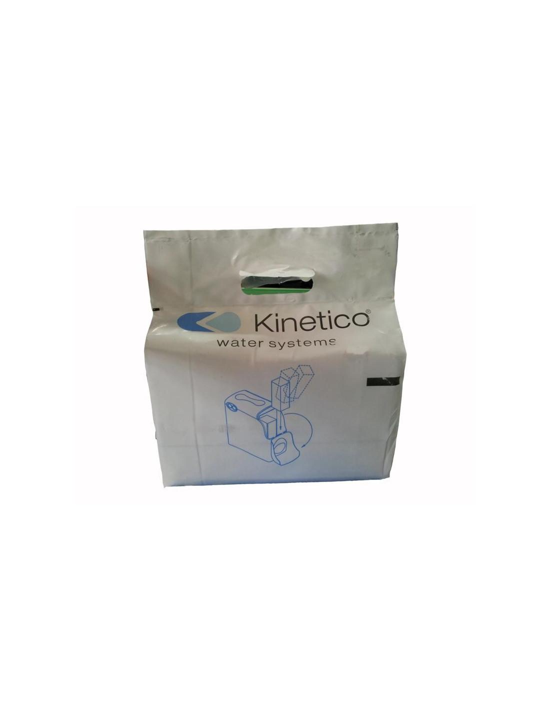 Sal compacta en bloques kinetico y twintec aps - Sacos de sal para descalcificador ...