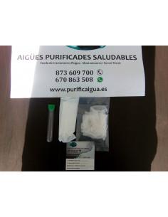 Kit Higienización Simple para Osmosis (Bactericida)