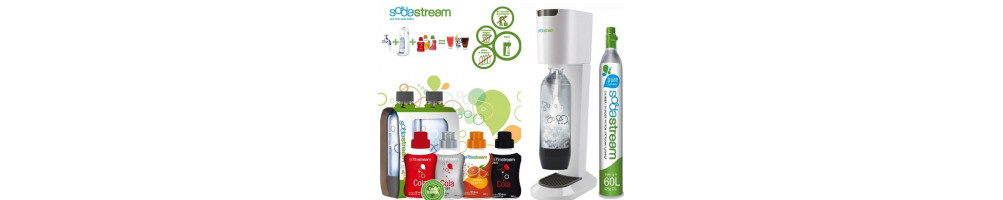 SODASTREAM - Máquina hacer Agua con Gas