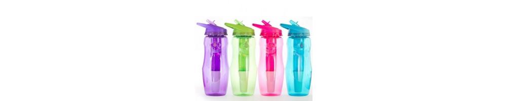 Botellas con Filtro y Enfriadoras