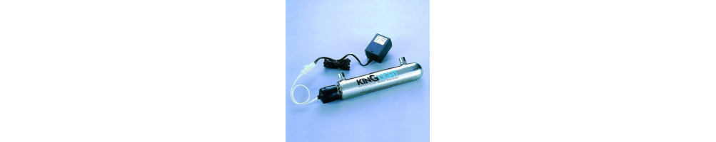 Lámparas de rayos UV