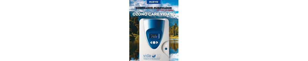 Ozonizador de Aire y Agua